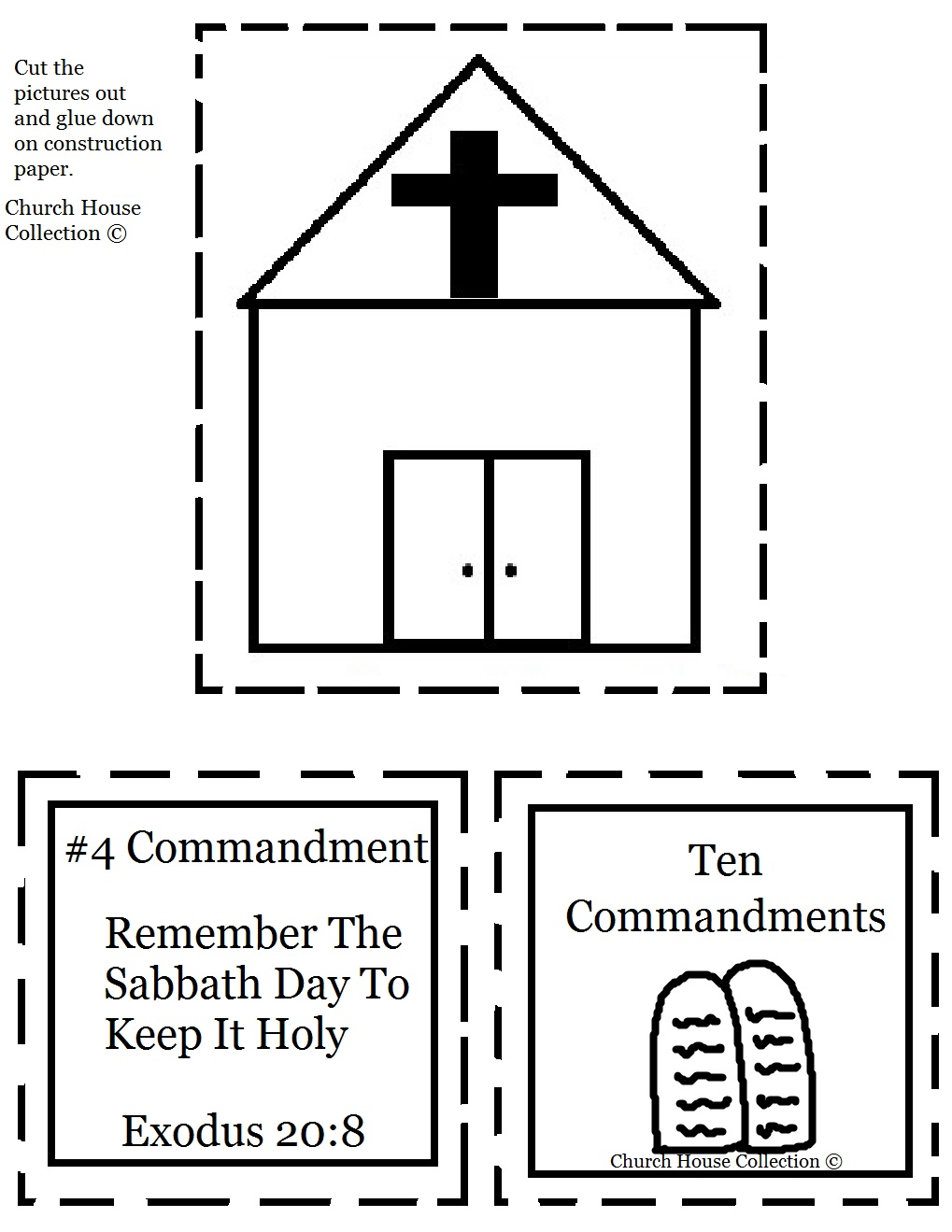 Church House Collection Blog: Remember The Sabbath Day To Keep It ...