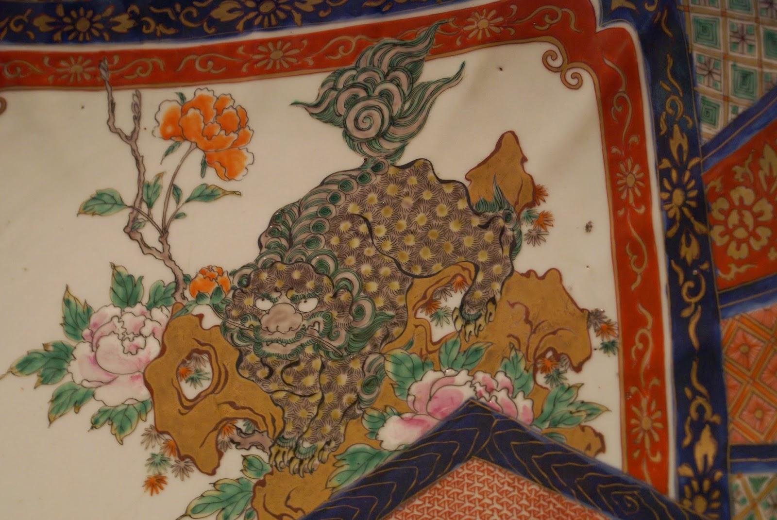 porcelaine japonaise