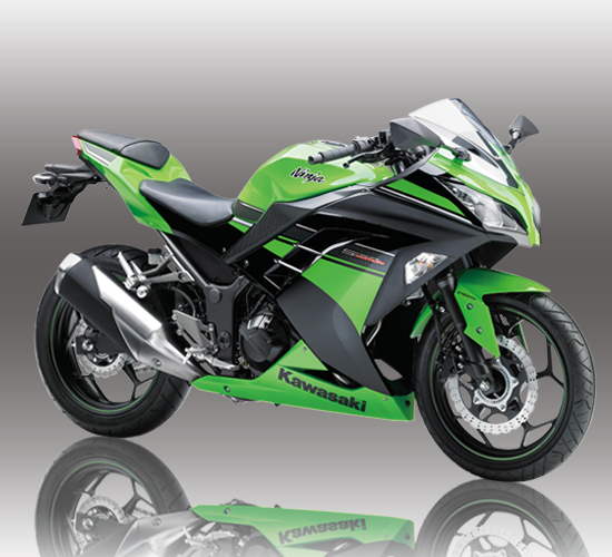 Foto Motor New Ninja 250 ABS