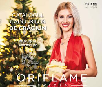 Catalog Oriflame C16 2017