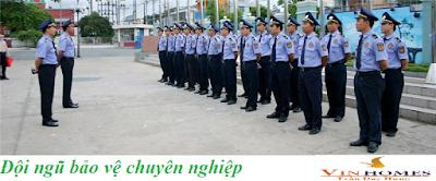 Hệ thống an ninh và bảo vệ được đảm bảo 24/24h