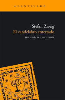 El candelabro enterrado Stefan Zweig