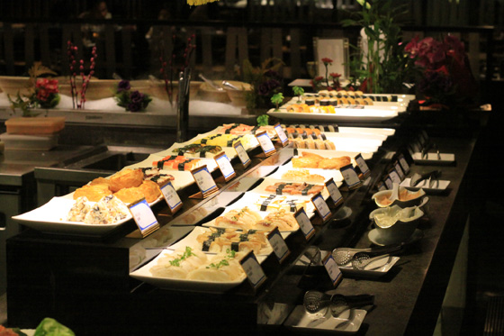 Fun n delicious jogoya japanese buffet