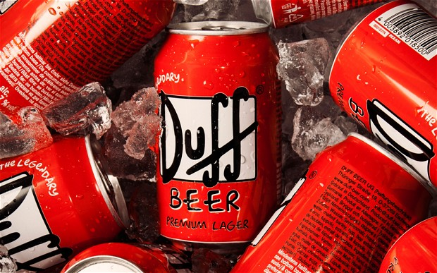 Duff Beer | Official Licensed