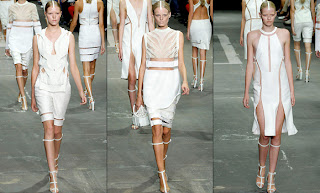 Alexander Wang 2013 video hangar new york evenement bagare