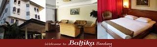 Hotel Baltika Bandung