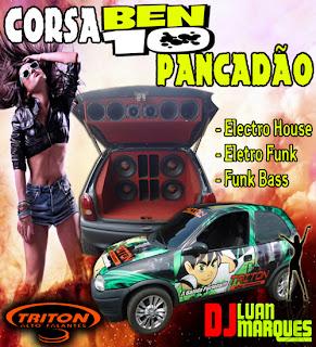 CD Corsa Ben 10 Pancadão (CD 2 - Triton Alto-Falantes)