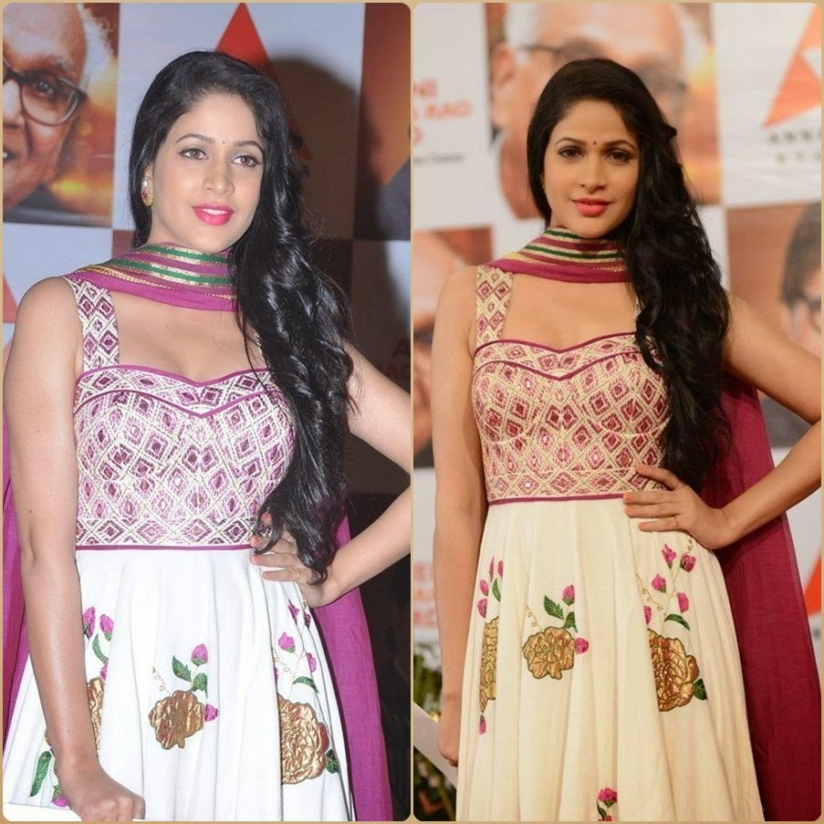 Actress Lavanya Tripathi Latest Cute Hot Exclusive Spicy Photos Gallery At ANR National Award 2013 Presentation