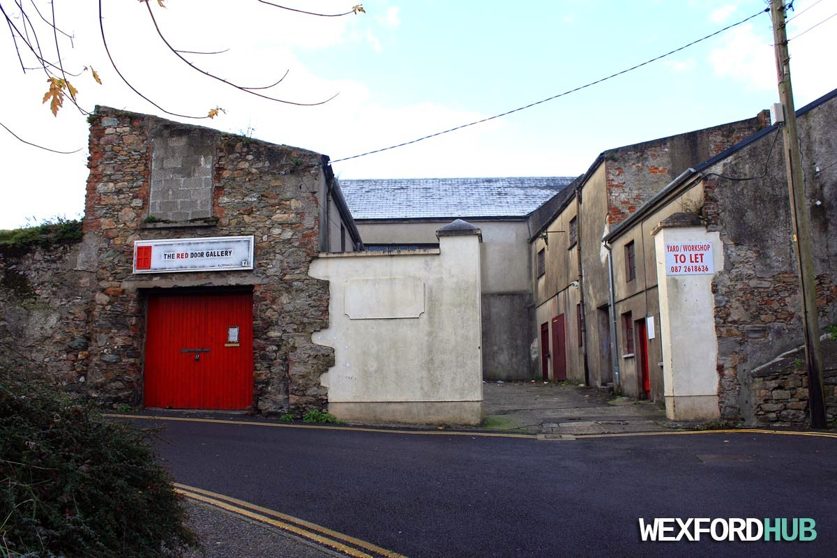 Red Door Gallery, Wexford