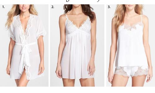 Bridal Lingerie & Sleepwear : Nordstrom
