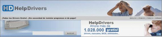 Más de un millón de drivers en Help Drivers