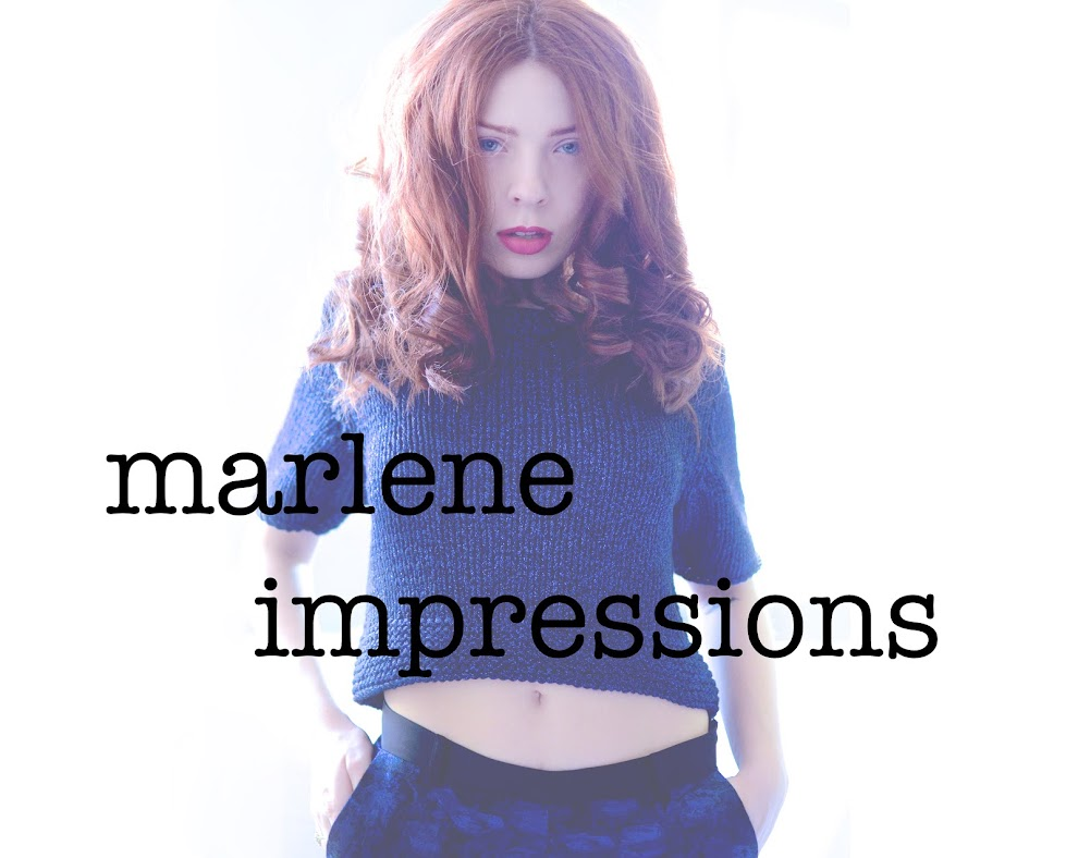 marlene impressions