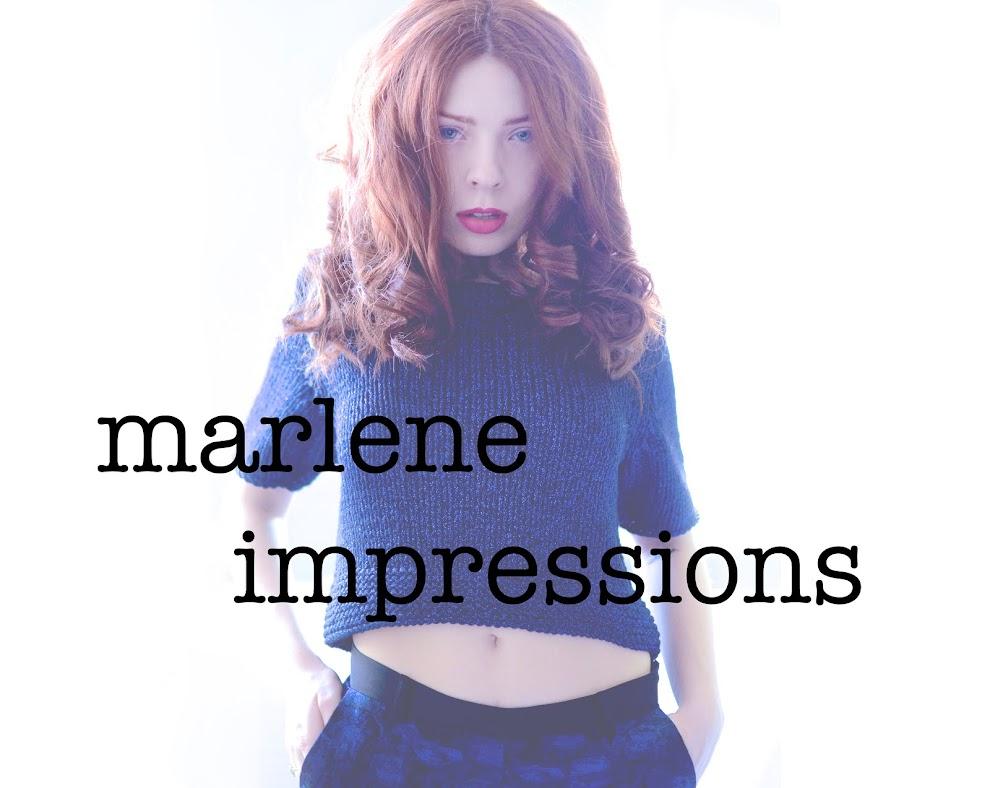 marlene impressions