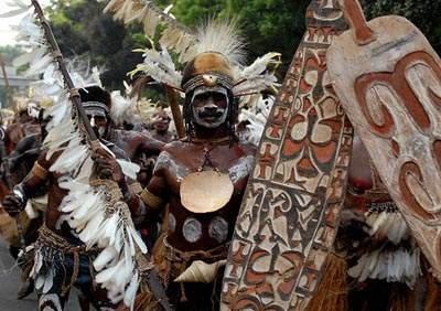 Asmat1 Suku   Suku di Indonesia Yang Terkenal Dengan Ilmu Mistisnya