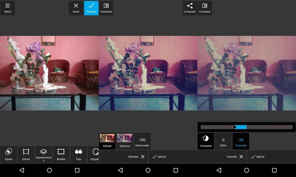 Como editar tus fotos para obtener un efecto tumblr desde for Editor de fotos efectos