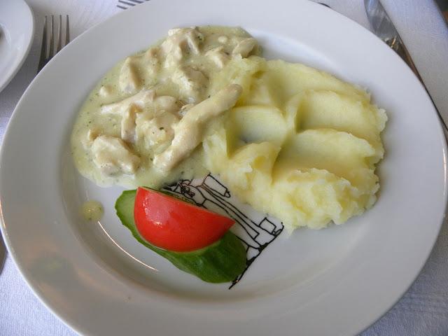 Russian lunch