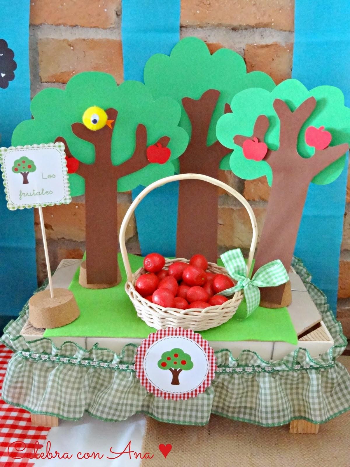 Celebra con ana compartiendo experiencias creativas for Decoracion casa con ninos