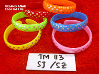 GELANG ANAK, kode TM 113