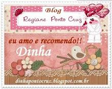 **GANHEI DA AMIGA DINHA**