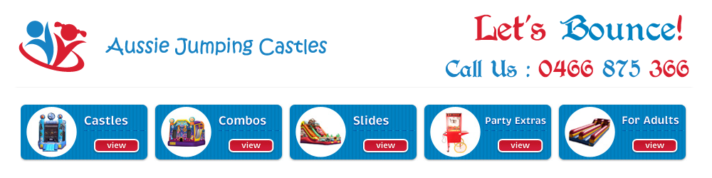 Brisbane Jumping Castles Hire | Adult Jumping Castles Hire Redlands | Zorb Balls Hire