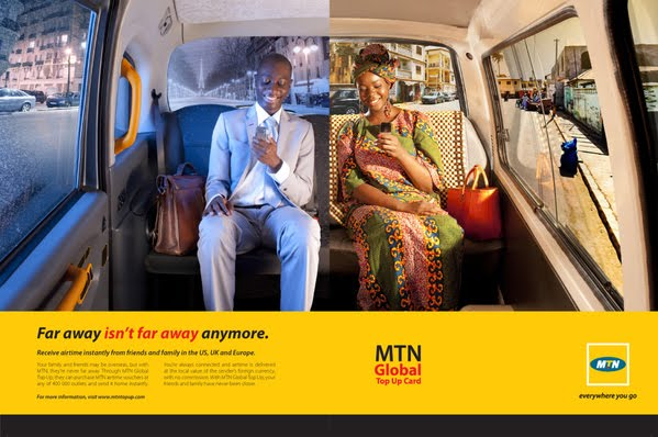 With MTN Home isn't far away any more