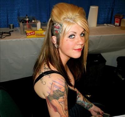 Girl tattoo designs dragon tattoo gallery for women