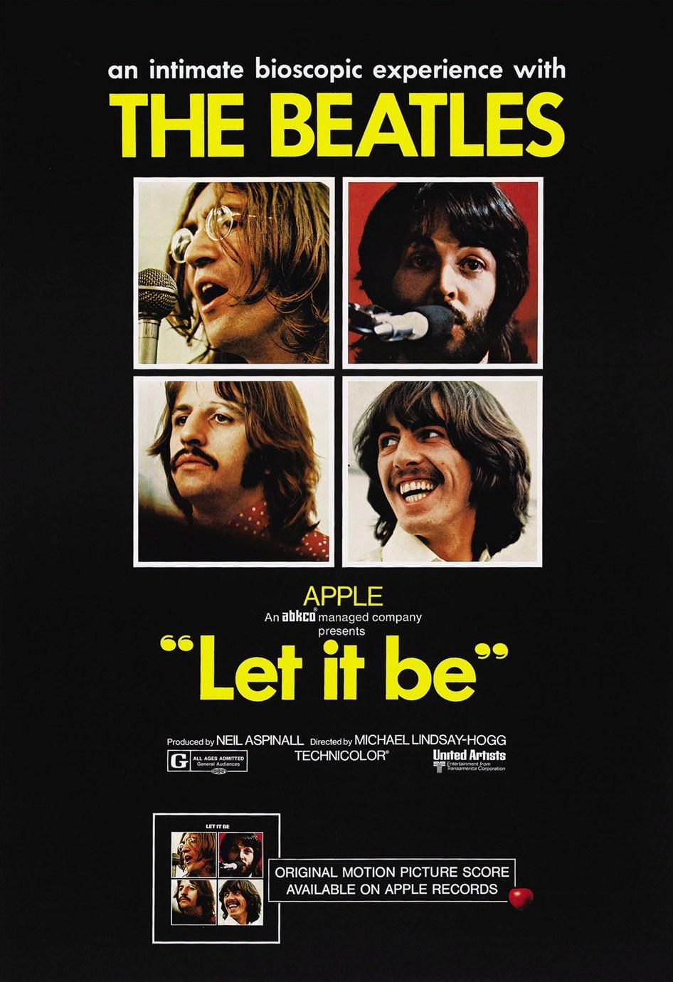 Back To Golden Days The Beatles Film Blogathon Quot Let It