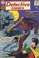 Detective Comics #298 cover - 1st Silver Age Clayface
