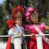 Ambiente de fiesta contagia la capital dominicana en desfile infantil
