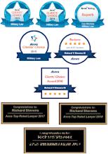 Avvo Awards 2013-2019