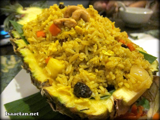 Pineapple Fried Rice - RM18