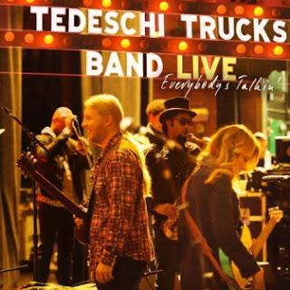 Tedeschi Trucks Band - Everybody\'s Talkin\' 2012