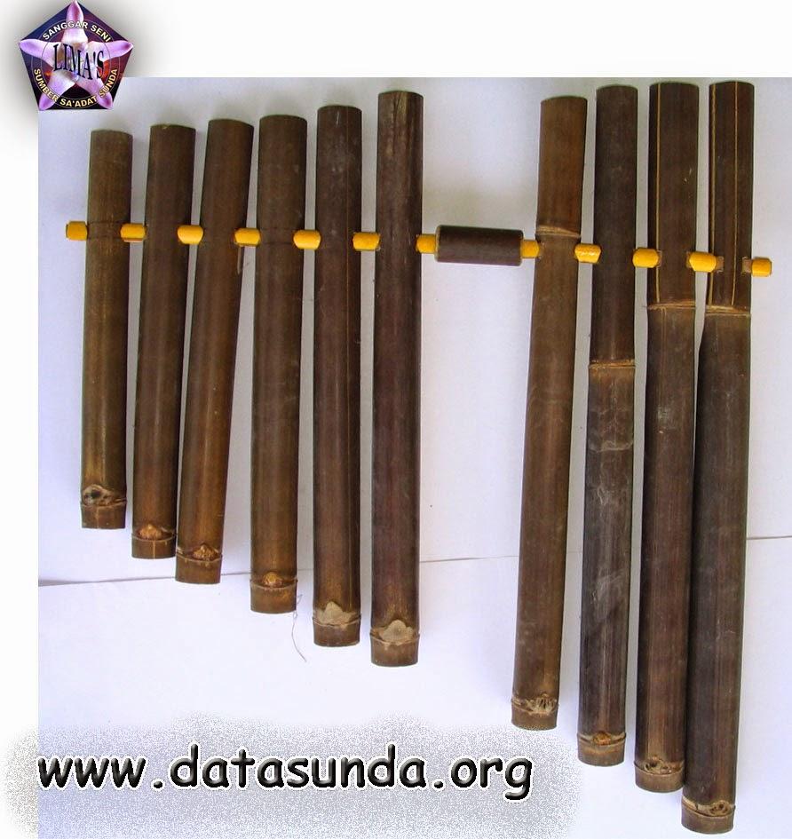 Calung, alat musik tradisional Jawa Barat yang tetap lestari