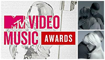 Daftar Lengkap Nominasi MTV Video Music Awards 2012