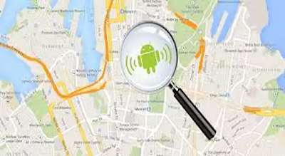 Melacak Android Hilang
