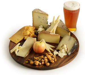 Rob's Beer Quest: Ultimate beers for cheese