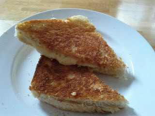 Easy Grilled Cheese Sandwich