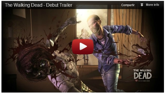 Trailer del Juego The Walking Dead Episode 1 1080p HD 2012