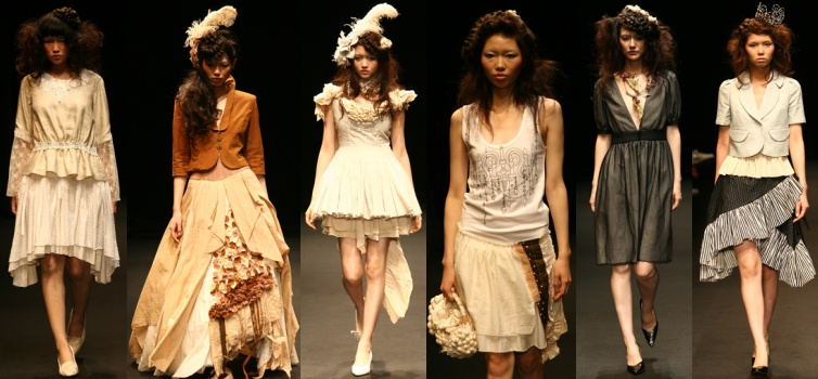 Asian fashion and style clothes in 2012 japanese fashion Japanese clothing designers