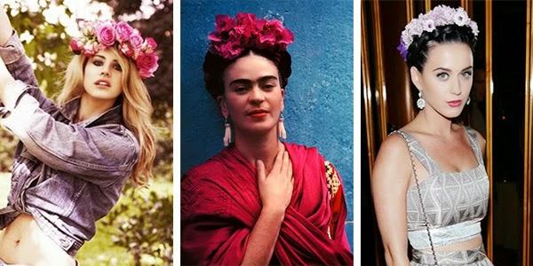 acessórios de cabelos para carnaval coroa de flores