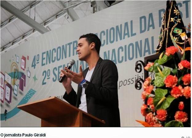ENCONTRO NACIONAL DA PASTORAL DA COMUNICAÇÃO EM APARECIDA: