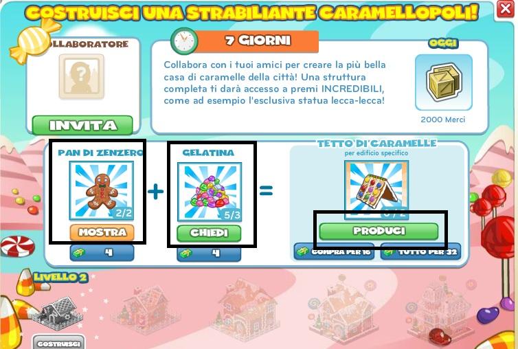 Cityvillevalentinablog obiettivo case di caramelle for Casa di caramelle