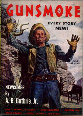 Giant Western June 1953 William Hopson