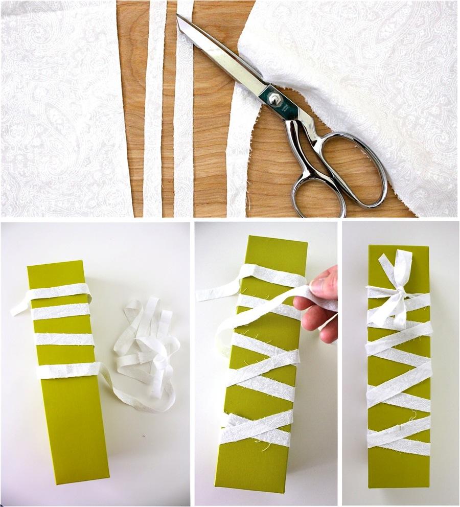 Fabric Ribbon Made Everyday