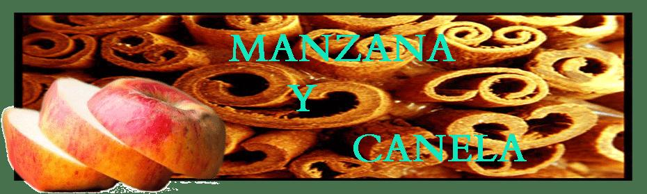 MANZANA Y CANELA