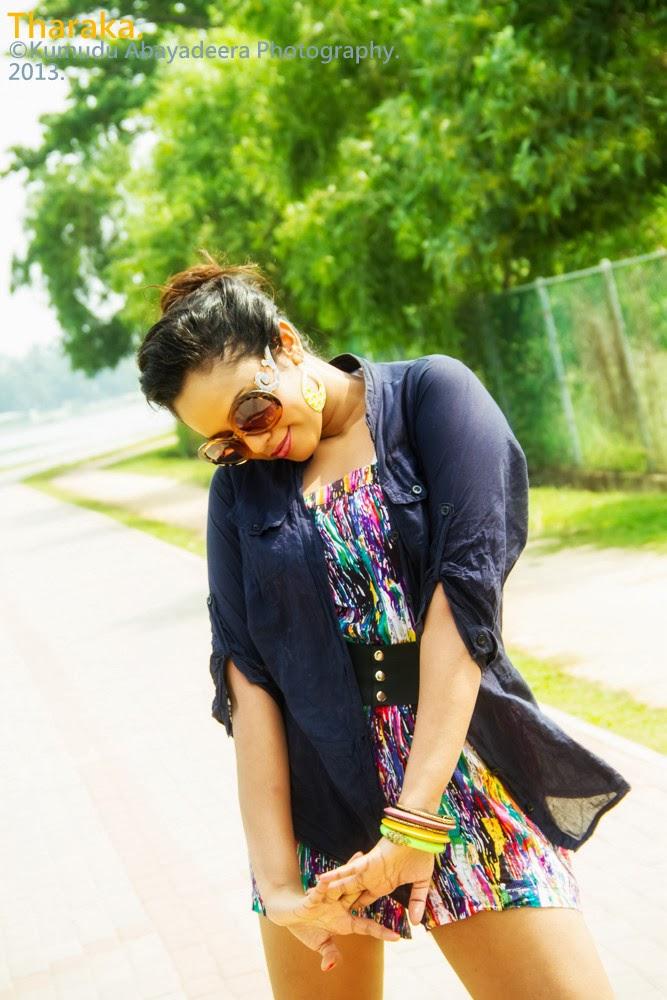 Tharaka Wijesingha hot sl model