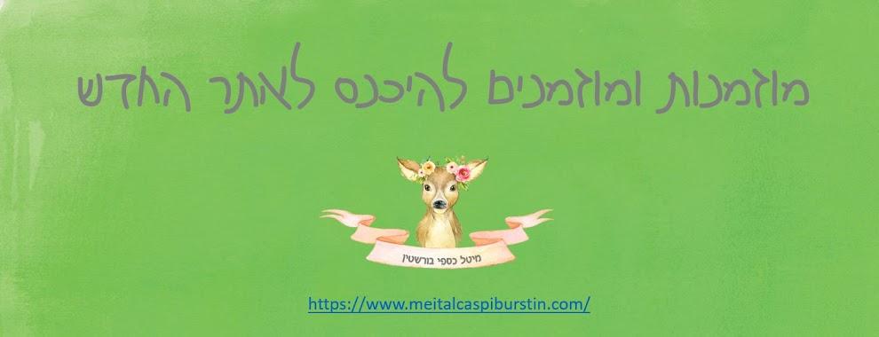 הבלוג של מיטל כספי בורשטין