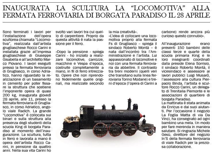 In Grugliasco #8 2016