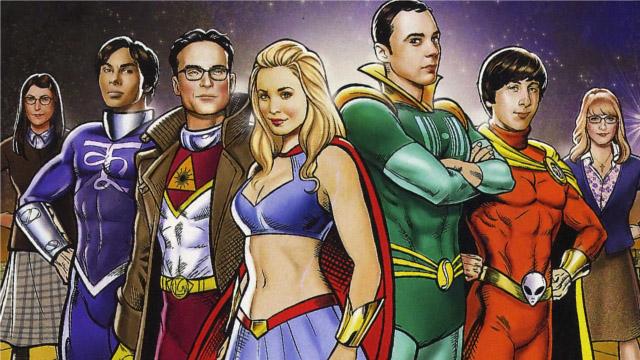 1841 The Big Bang Theory