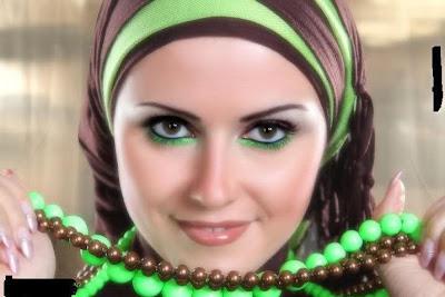 مجموعة من اشكال والوان ولفات طرح لطلة مميزة - امرأة محجبة مسلمة - طرحة